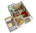 3-izbový byt typu A