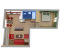 2-izbový byt typu C