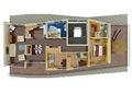 4-izbový byt typu C